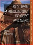 Encyclopedia of Paleoclimatology and Ancient Environments, Gornitz, Vivien, 1402045514