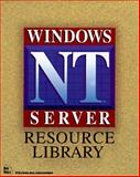 Windows NT Server Resource Library, New Riders Development Group Staff, 1562055518