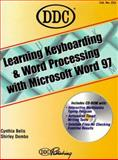 Learning Keyboarding and Word Processing with Microsoft Word 97, Dembo, Shirley and Belis, Cynthia, 1562435515