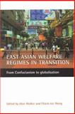 East Asian Welfare Regimes in Transition, , 1861345518