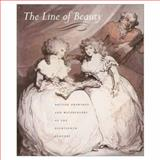 The Line of Beauty : British Drawings and Watercolors of the Eighteenth Century, Wilcox, Scott and Forrester, Gillian, 0300095511