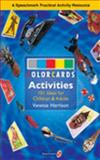 Colorcards Activities : 101 Ideas for Children and Adults, Harrison, Vanessa, 0863885519