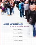 Applied Social Research 9th Edition