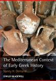 The Mediterranean Context of Early Greek History, Demand, Nancy H., 1405155515