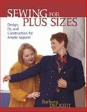 Sewing for Plus Sizes, Barbara Deckert, 1561585513