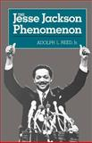 The Jesse Jackson Phenomenon 9780300035520