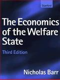 Economics of the Welfare State, Barr, Nicholas, 0804735522