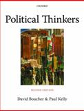 Political Thinkers : From Socrates to the Present, , 0199215529