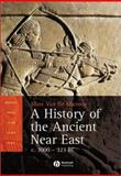 A History of the Ancient near East : Ca. 3000-323 Bc, Van de Mieroop, Marc, 0631225528
