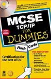 MCSE CP/IP for Dummies Flash Cards, Dummies Technical Press Staff, 0764505521