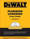 DEWALT Plumbing Licensing Exam Guide 9781111135522