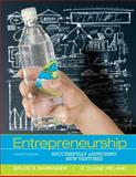 Entrepreneurship : Successfully Launching New Ventures, Barringer, Bruce R. and Ireland, Duane, 0132555522
