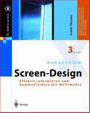 Kompendium- Screen- Design : Effektiv informieren und kommunizieren mit Multimedia, Thissen, Frank, 3540435522