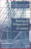 Readings of Wittgenstein's on Certainty, , 0230535526