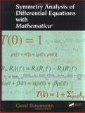 Symmetry Analysis of Differential Equation with Mathematica, Baumann, Gerd, 0387985522