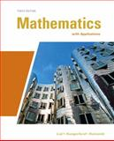 Mathematics with Applications, Lial, Margaret L. and Holcomb, John P., 0321645537