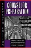 Counselor Preparation, Thomas W. Clawson, 0415935539