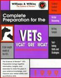 Complete Preparation for the VETs, 1999 : Vet Entrance Tests, Betz, 0683305530