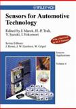 Sensors for Automotive Technology, Goepel, 3527295534