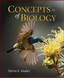 Concepts of Biology, Mader, Sylvia S., 0073525537