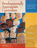 Developmentally Appropriate Curriculum 5th Edition