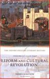 Reform and Cultural Revolution, 1350-1547, James Simpson, 0199265534