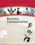 Business Communication, Lehman, Carol M. and DuFrene, Debbie D., 0324375530