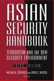 Asian Security Handbook, , 0765615533