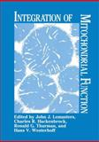 Integration of Mitochondrial Function, , 1489925538