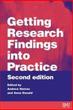 Getting Research Findings into Practice, , 0727915533