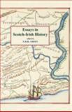Essays in Scotch-Irish History, , 0901905534
