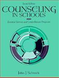 Counseling in Schools : Essential Services and Comprehensive Programs, Schmidt, John J., 0205165532