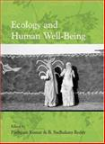 Ecology and Human Well-Being, Kumar, Pushpam, 0761935533