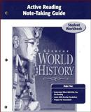 Glencoe World History, Active Reading Note-Taking Guide, Fisher, Douglas and McGraw-Hill Staff, 0078675537