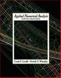 Applied Numerical Analysis, Gerald, Curtis F. and Wheatley, Patrick O., 0201565536