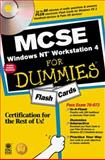 MCSE Windows NT Workstation 4 for Dummies Flash Cards, Dummies Technical Press Staff, 076450553X