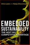 Embedded Sustainability, Chris Laszlo and Nadya Zhexembayeva, 0804775540