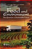 Food and Environment : The Quest for a Sustainable Future, V. Popov, C. A. Brebbia, 1845645545