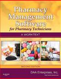 Pharmacy Management Software for Pharmacy Technicians, DAA Enterprises, Inc., 0323075541
