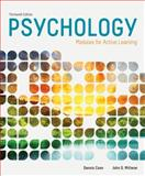 Cengage Advantage Books: Psychology : Modules for Active Learning, Coon, Dennis and Mitterer, John O., 128574554X