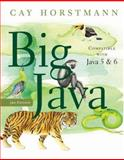 Big Java, Horstmann, Cay, 0470105542