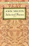 Selected Poems, John Milton, 048627554X