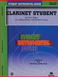 Student Instrumental Course Clarinet Student, Neal Porter and Fred Weber, 0757905544
