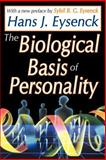 The Biological Basis of Personality, Eysenck, Sybil B. G. and Eysenck, Hans J., 1412805546