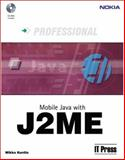 Professional Mobile Java with J2me, Kontio, Mikko, 9518265542