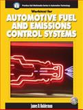 Automotive Fuel and Emissions Control System, Worketext with Job Sheets, Halderman, 013110554X