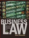 Business Law 9780136085546