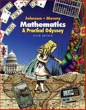 Mathematics : A Practical Odyssey, 2nd Printing, Johnson, David B. and Mowry, Thomas A., 0495605549