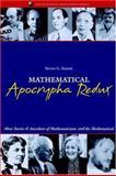 Mathematical Apocrypha Redux, Steven G. Krantz, 0883855542