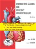 Laboratory Manual for Anatomy and Physiology 2E Binder Ready Version, Allen, 0470395540